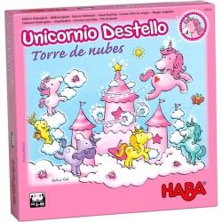 Unicornio Destello: Torre de Nubes