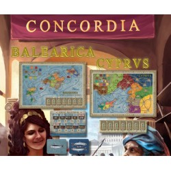 Concordia Expansion Balearica y Cyprus