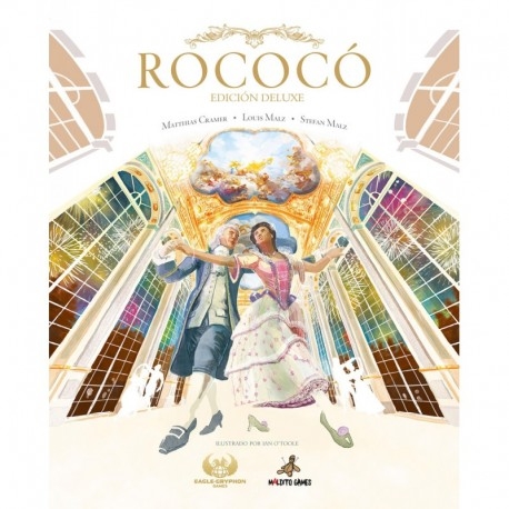 [PRE-ORDER] Rococó (Edición deluxe)