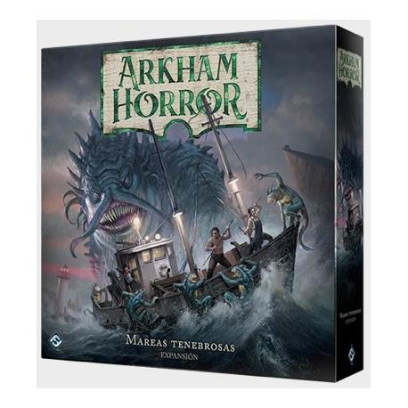 [PRE-ORDER] Arkham Horror, 3ª edición: Mareas tenebrosas