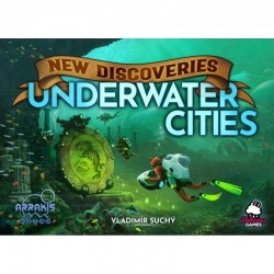 [PRE-ORDER] UNDERWATER CITIES: NEW DISCOVERIES