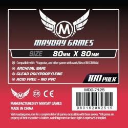 Mayday Medium Square Card Sleeves 80x80mm