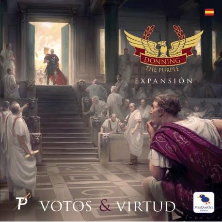 [PRE-ORDER] Donning the Purple Expansion Votos y Virtud