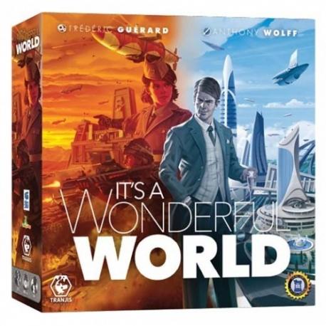 [PRE-ORDER] ITS A WONDERFUL WORLD