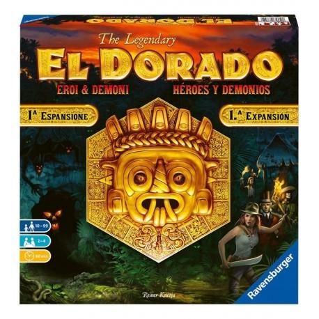 El Dorado: Heroes y Demonios
