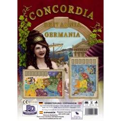 Concordia: Expansion Britannia y Germania