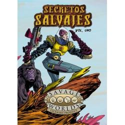 Secretos Salvajes vol. 1