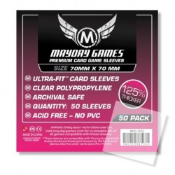 Mayday Premium Card Game Slevee 70x70mm
