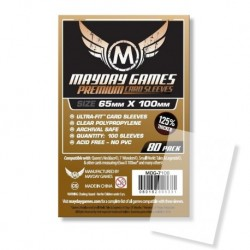Mayday Premium Card Game Slevee 65x100mm