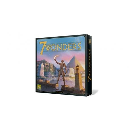 [PRE-ORDER] 7 Wonders 2ª Edición
