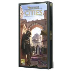 [PRE-ORDER] 7 Wonders: Cities v2