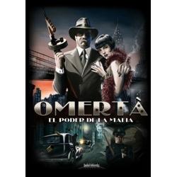 Omertà, el poder de la mafia (ed. Bolsillo)
