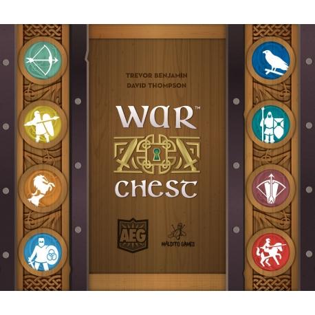 [PRE-ORDER] WAR CHEST