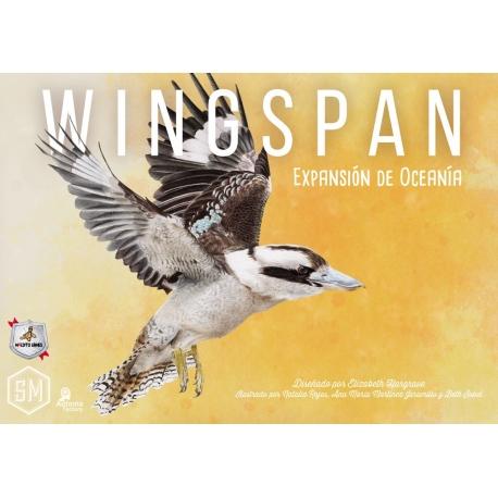 [PRE-ORDER] Wingspan: Expansión Oceanía