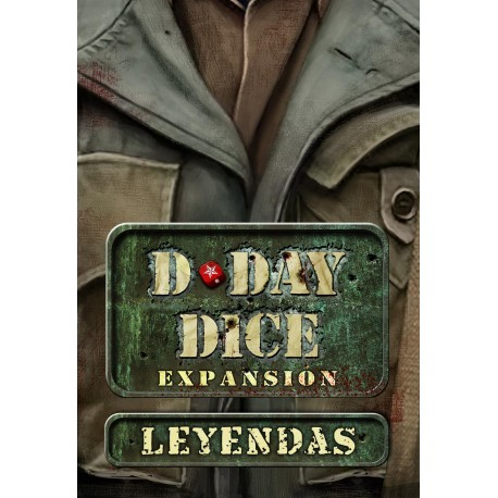 [PRE-ORDER] D-Day Dice: Leyendas