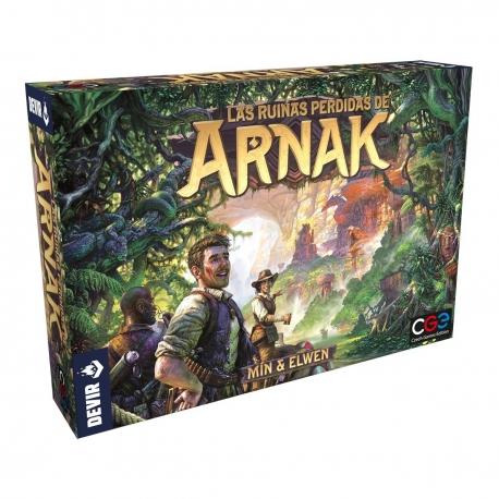 [PRE-ORDER] Las Ruinas perdidas de Arnak