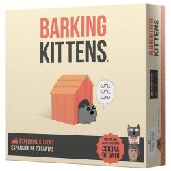 [PRE-ORDER] Exploding Kittens: BARKING KITTENS