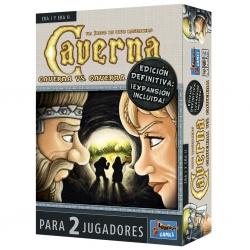 [PRE-ORDER] CAVERNA: CAVERNA VS CAVERNA Edición definitiva