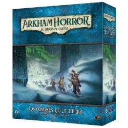 [PRE-ORDER] Arkham Horror LCG: LOS CONFINES DE LA TIERRA EXPANSIÓN DE CAMPAÑA