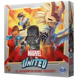[PRE-ORDER] Marvel United: EL ASCENSO DE BLACK PANTHER