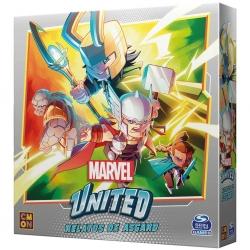 [PRE-ORDER] Marvel United: RELATOS DE ASGARD