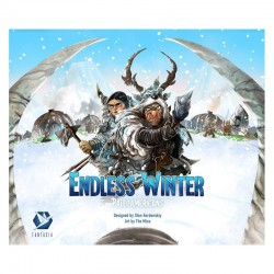 [PRE-ORDER] Endless Winter Paleoamericans castellano