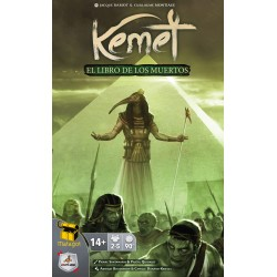[PRE-ORDER] Kemet: El Libro de los Muertos