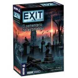 [PRE-ORDER] EXIT 17:  EL CEMENTERIO DE LAS TINIEBLAS