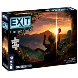 [PRE-ORDER] Exit 19: EL TEMPLO PERDIDO