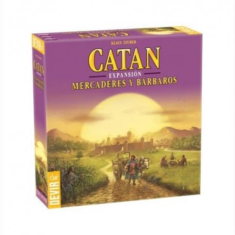 Catan - Mercaderes y Barbaros de Catan