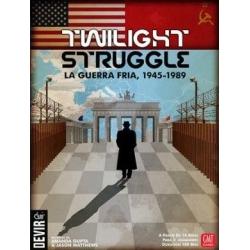 Twilight Struggle: La Guerra Fría, 1945 - 1989