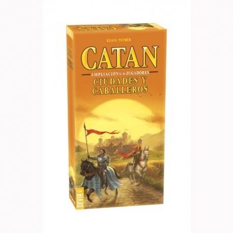 Ciudades y Caballeros de Catan 5-6 jugadores