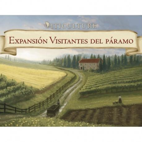 [PRE-ORDER] Viticulture: Visitantes del páramo