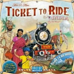 ¡Aventureros al Tren! India
